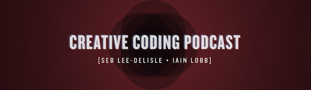 Creative Coding Podcast logo