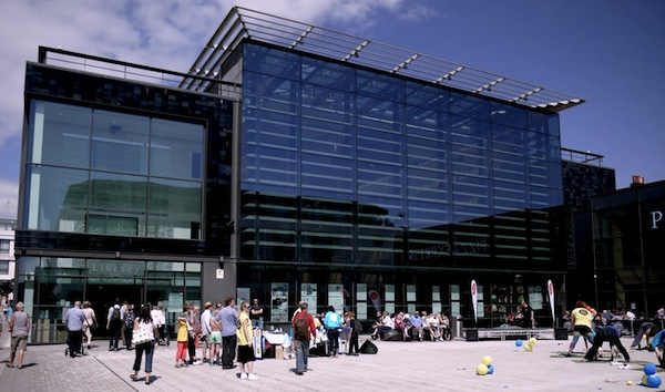 Jubilee Library, Brighton
