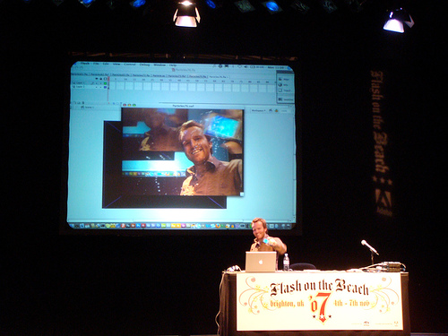 Seb's presentation at FOTB 07