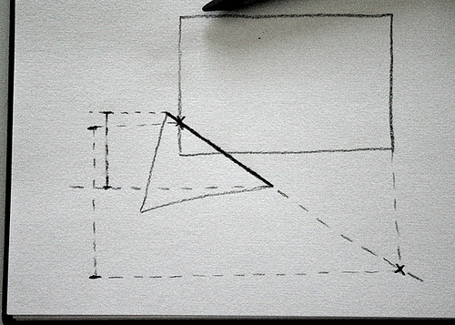 Super fast triangle/rectangle intersection test   Seb Lee